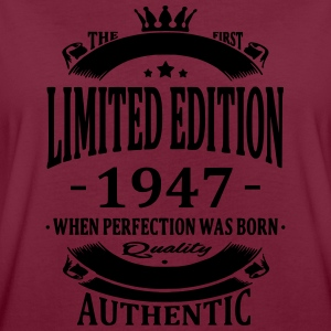 Limited Edition 1947 Pullover & Hoodies - Frauen Oversize T-Shirt