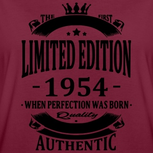 Limited Edition 1954 Hoodies & Sweatshirts - Women's Oversize T-Shirt