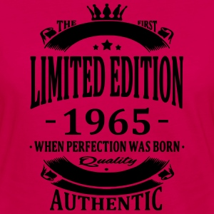 Limited Edition 1965 Sweat-shirts - T-shirt manches longues Premium Femme
