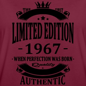 Limited Edition 1967 Pullover & Hoodies - Frauen Oversize T-Shirt