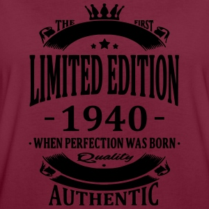 Limited Edition 1940 Hoodies & Sweatshirts - Women's Oversize T-Shirt