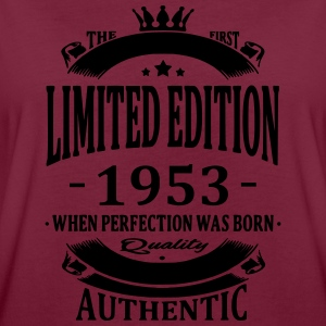 Limited Edition 1953 Pullover & Hoodies - Frauen Oversize T-Shirt