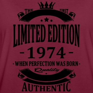 Limited Edition 1974 Sweaters - Vrouwen oversize T-shirt