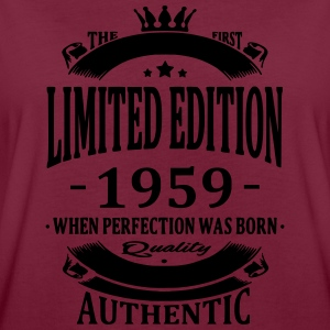 Limited Edition 1959 Hoodies & Sweatshirts - Women's Oversize T-Shirt