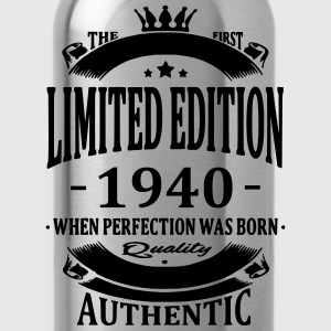 Limited Edition 1940 T-Shirts - Water Bottle