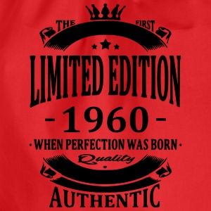 Limited Edition 1960 T-shirts - Gymtas
