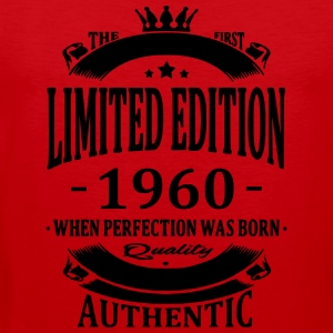 Limited Edition 1960 T-shirts - Mannen Premium tank top