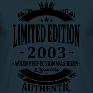 Limited Edition 2003 Pullover & Hoodies - Männer T-Shirt