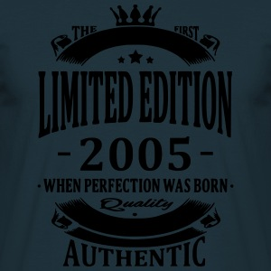 Limited Edition 2005 Hoodies & Sweatshirts - Men's T-Shirt