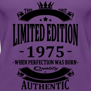 Limited Edition 1975 T-shirts - Vrouwen Premium tank top