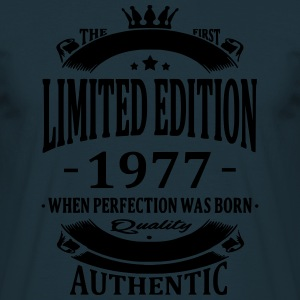 Limited Edition 1977 Pullover & Hoodies - Männer T-Shirt