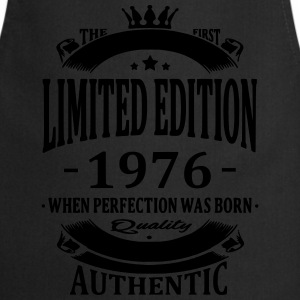 Limited Edition 1976 Camisetas - Delantal de cocina