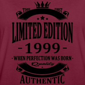 Limited Edition 1999 Sweaters - Vrouwen oversize T-shirt