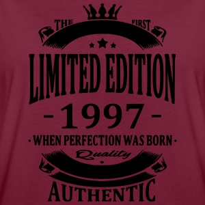 Limited Edition 1997 Sweaters - Vrouwen oversize T-shirt
