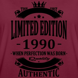 Limited Edition 1990 Sweaters - Vrouwen oversize T-shirt