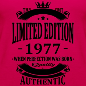 Limited Edition 1977 Sweat-shirts - Débardeur Premium Femme