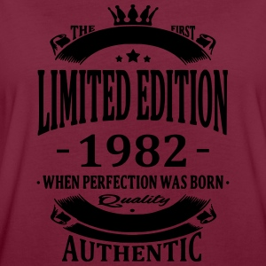 Limited Edition 1982 Hoodies & Sweatshirts - Women's Oversize T-Shirt