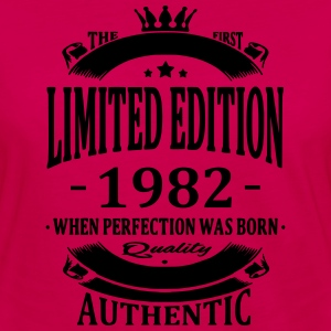 Limited Edition 1982 Hoodies & Sweatshirts - Women's Premium Longsleeve Shirt