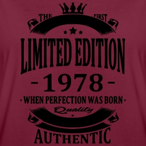 Limited Edition 1978 Sweatshirts - Dame oversize T-shirt
