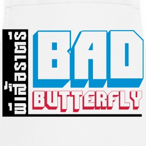 BAD BUTTERFLY T-Shirts - Cooking Apron