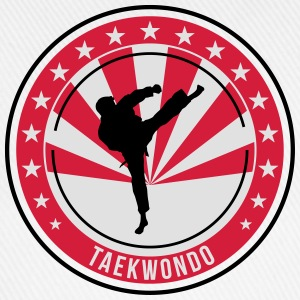 Taekwondo / Taekwondoin / Tae kwon do / Fight Shirts - Baseball Cap