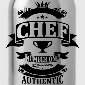 Chef Tee shirts - Gourde