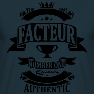 Facteur Sweat-shirts - T-shirt Homme