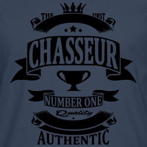 Chasseur Sweat-shirts - T-shirt manches longues Premium Homme