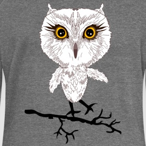 wise owl T-Shirts - Women's Boat Neck Long Sleeve Top
