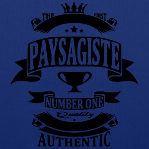 Paysagiste Sweat-shirts - Tote Bag