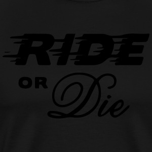 Ride or die speed 2 Débardeurs - T-shirt Premium Homme