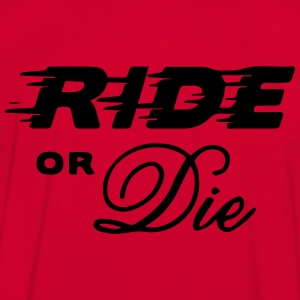 Ride or die speed 2 Vestes et gilets - T-shirt contraste Homme