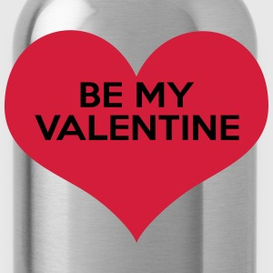Be My Valentine Kookschorten - Drinkfles
