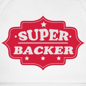 Super backer 111 T-shirts - Baseballkasket