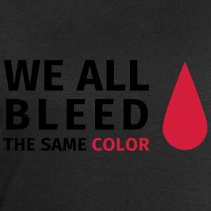 We are all bleed the same color Tee shirts - Sweat-shirt Homme Stanley & Stella