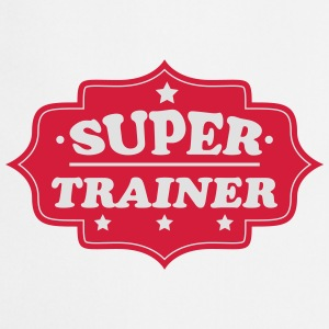Super trainer 111 T-shirts - Keukenschort