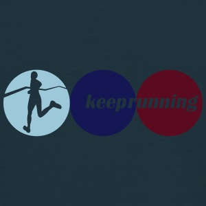 keep running Pullover & Hoodies - Männer T-Shirt