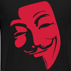 Anonymous Hoodies & Sweatshirts - Men's Premium T-Shirt