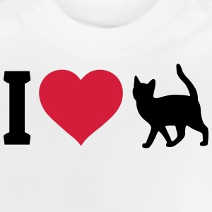 I love cats Shirts - Baby T-Shirt