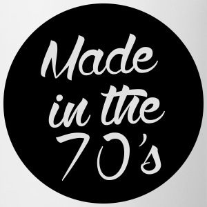 Made in the 70s T-Shirts - Mug