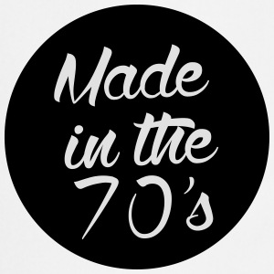 Made in the 70s Langarmshirts - Kochschürze