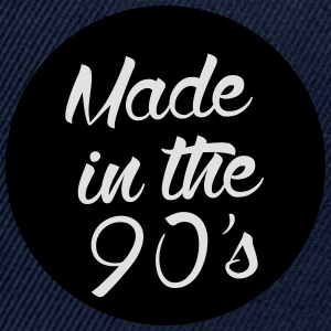 Made in the 90s Mugs & Drinkware - Snapback Cap