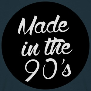 Made in the 90s  Aprons - Men's T-Shirt