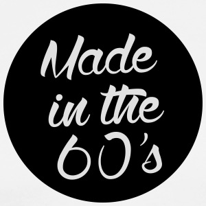 Made in the 60s  Aprons - Men's Premium T-Shirt