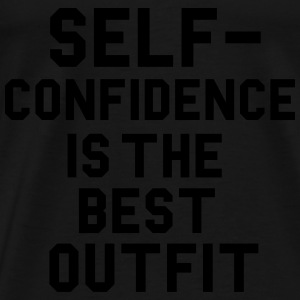 Confidence Hoodies & Sweatshirts - Men's Premium T-Shirt