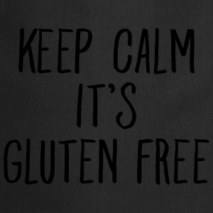 Keep Calm It's Gluten Free Shirts - Cooking Apron