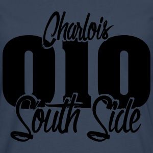 010_south_side_charlois T-shirts - Mannen Premium shirt met lange mouwen