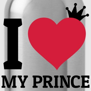 I love my Prince j'adore mon prince Sweat-shirts - Gourde