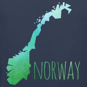 norway T-Shirts - Männer Premium Tank Top