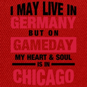 Germany - Chicago T-Shirts - Snapback Cap